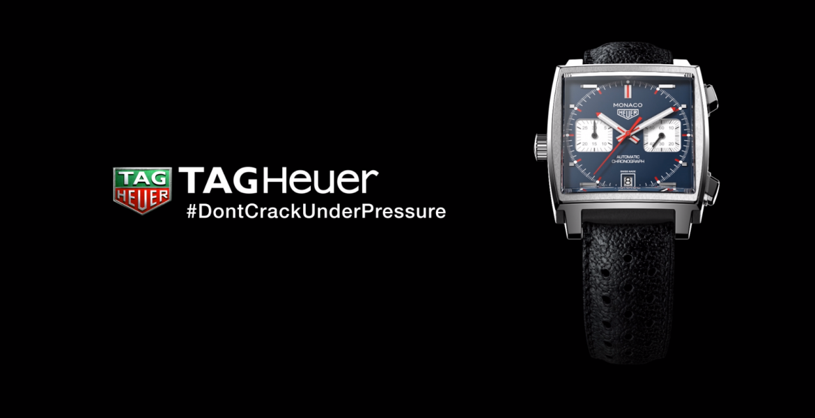 00e901ed275 In 1969, Heuer launched the Monaco- an eye catching timepiece that became  famous for its unique design and groundbreaking technology. Fifty years  later, TAG ...