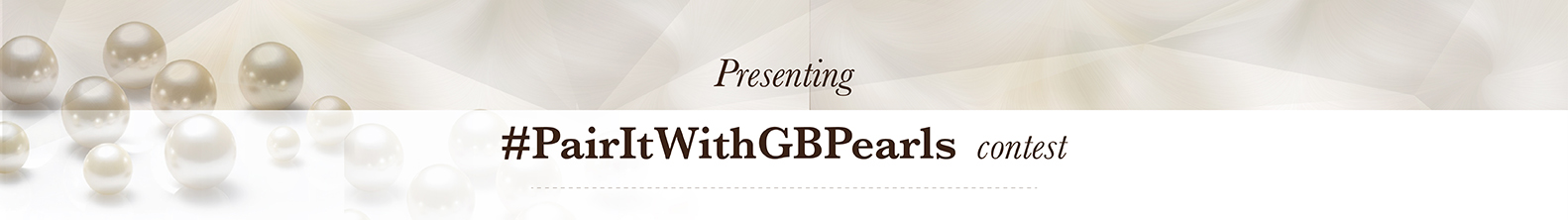 #PairItWithGBPearls
