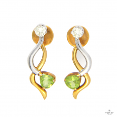 Solitaire Earring SOL209