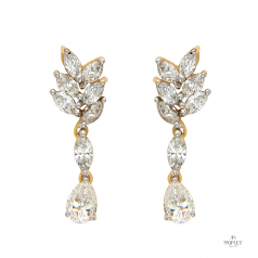 Solitaire Earring SOL476