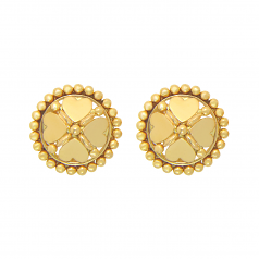 Popley 22Kt Gold Bandhan Earring - A4