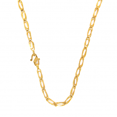 Popley 22Kt Gold Bandhan Chain - A93