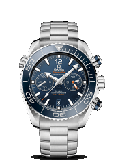 PLANET OCEAN 600 M OMEGA CO-AXIAL MASTER CHRONOMETER - 215.30.46.51.03.001