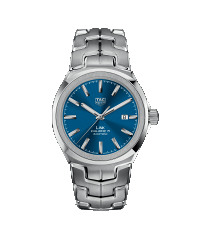 TAG HEUER LINK CALIBRE 5 100m - 41mm AUTOMATIC - WBC2112.BA0603
