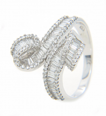 ICE CUBES Ring ICE108
