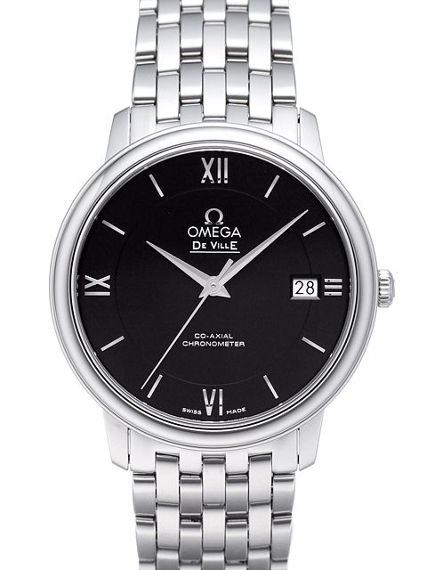 Omega DeVille Prestige Co‑Axial 36.8 mm - 424.10.37.20.01.001