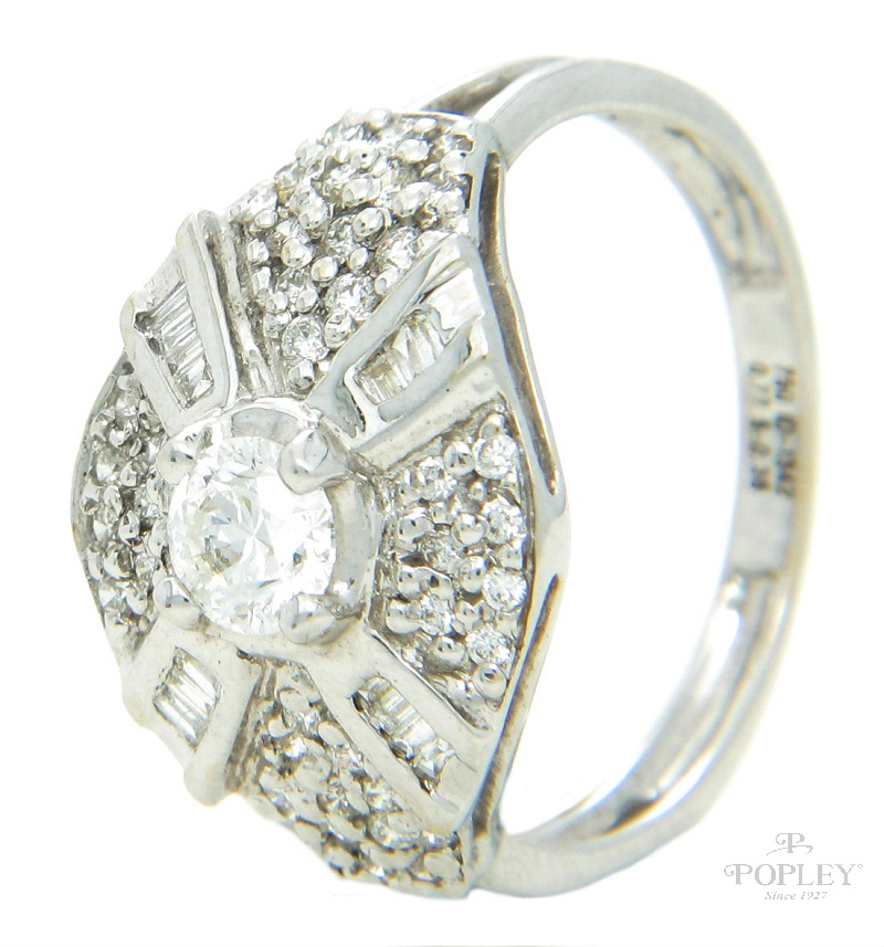 Buy Forevermark Ring Frm7 Online In India Garner Bears