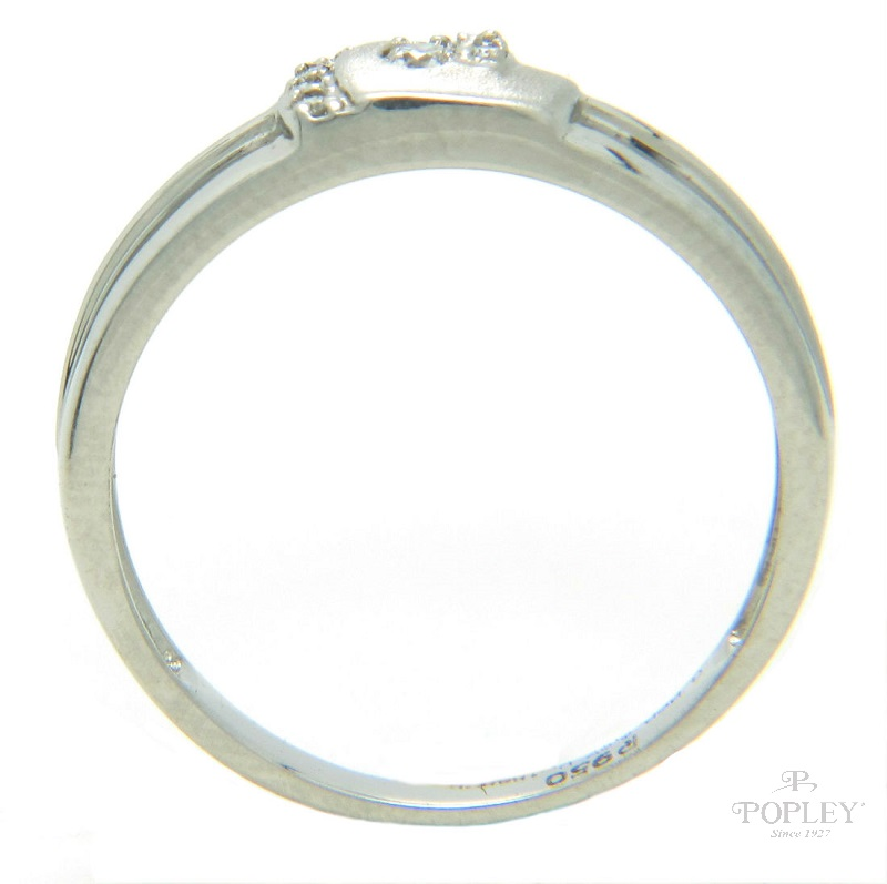 buy platinum ring pt2132 in india garner bears