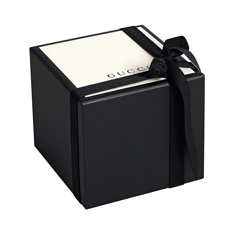 6a9372efae1 Gucci Ghost G-Timeless Black and Yellow Dial Men s 38mm Rubber Quartz Watch  - YA1264019. Loading.