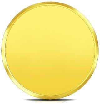 Popley 24Kt Yellow Gold 999 Purity 10 Gram Coin