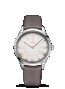 Omega De Ville TRÉSOR QUARTZ 39MM Steel on fabric strap - 428.17.39.60.02.001