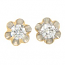 Solitaire Earring SOL513