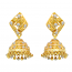 Popley 22Kt Gold Bandhan Earring - A81