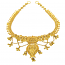 Popley 22Kt Gold Bandhan Necklace - A90