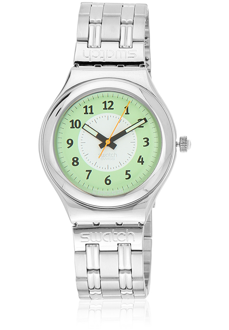 Swatch Green/White Men's Watch  YGS112GC