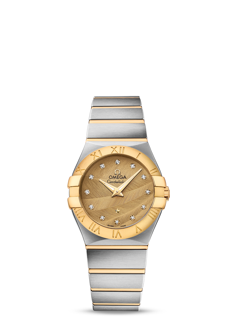 Omega Constellation - 123.20.27.60.58.003