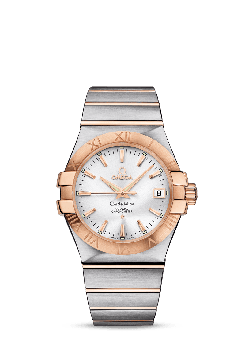 OMEGA CONSTELLATION CO-AXIAL 35 MM - 123.20.35.20.02.001