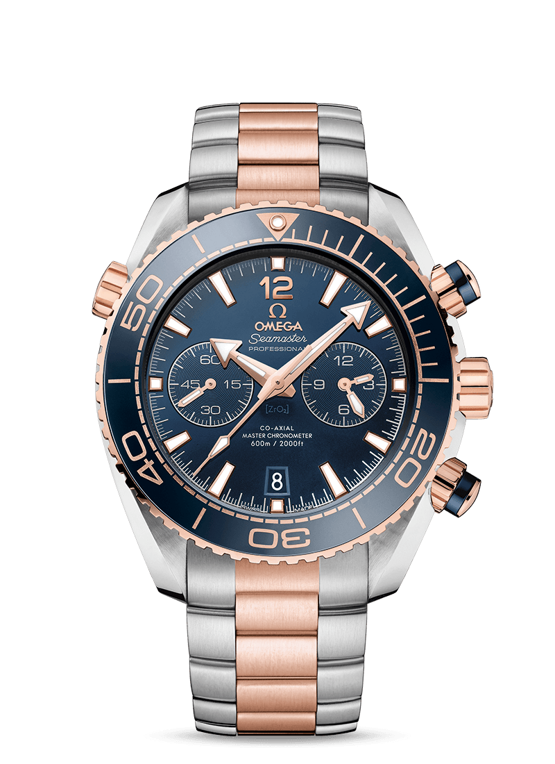 PLANET OCEAN 600 M OMEGA CO-AXIAL MASTER CHRONOMETER  45.5MM
