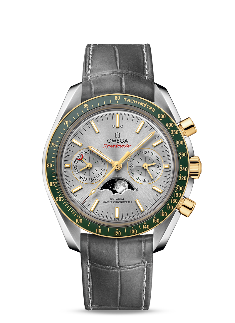 MOONWATCH OMEGA CO-AXIAL MASTER CHRONOMETER MOONPHASE CHRONOGRAPH 44.25 MM - 304.23.44.52.06.001