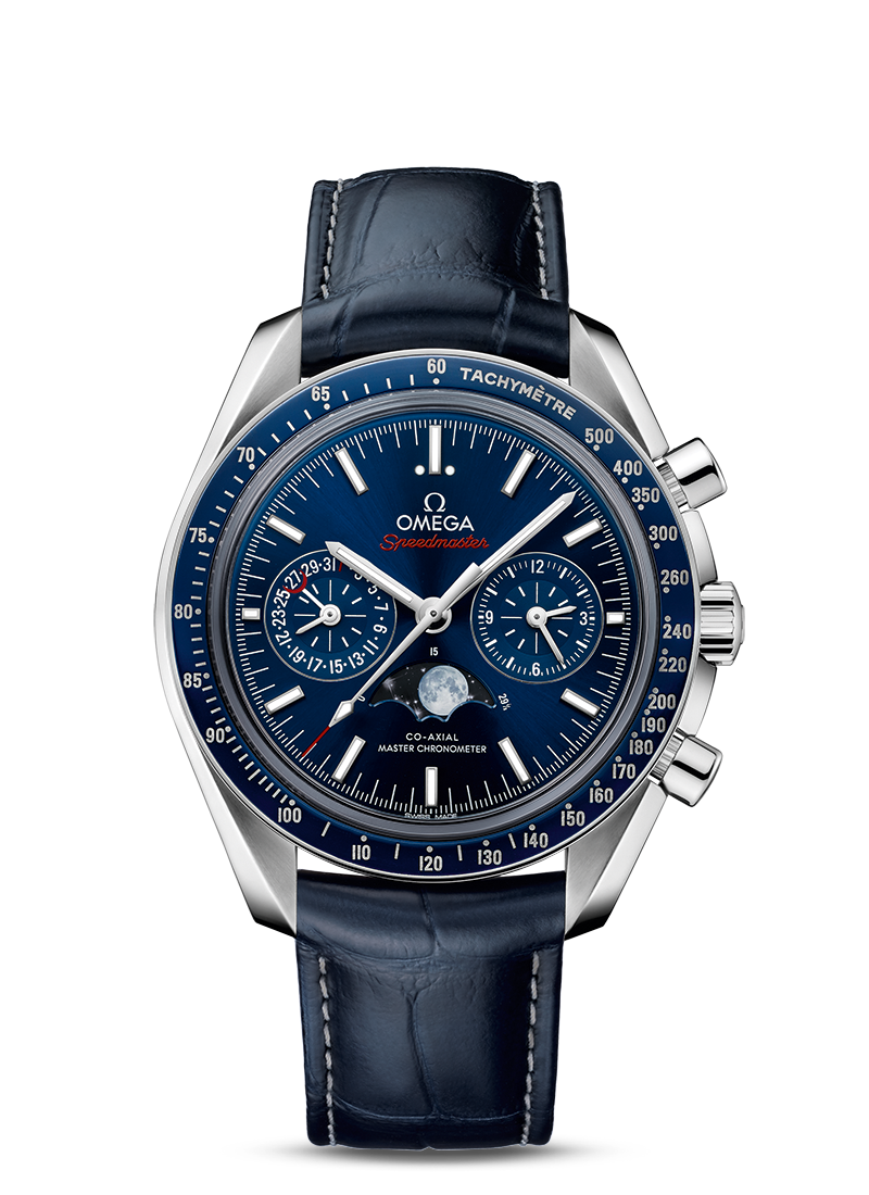 MOONWATCH OMEGA CO-AXIAL MASTER CHRONOMETER MOONPHASE CHRONOGRAPH 44.25 MM - 304.33.44.52.03.001