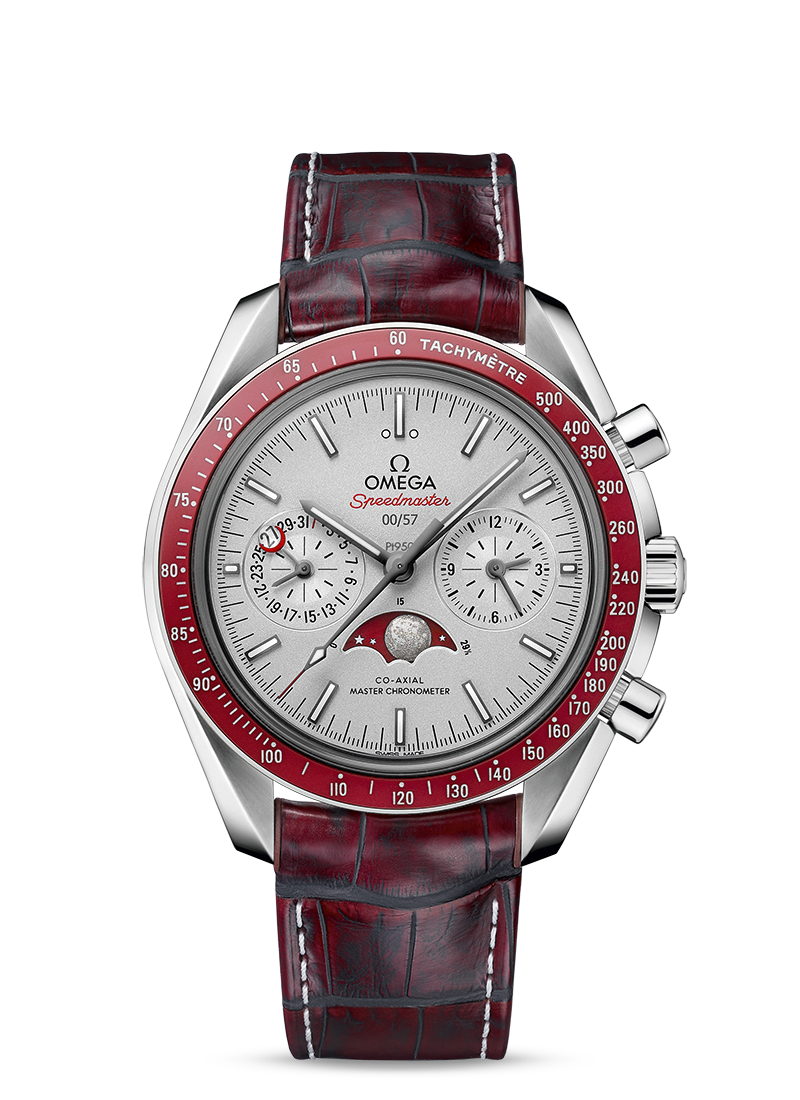 MOONWATCH OMEGA CO-AXIAL MASTER CHRONOMETER MOONPHASE CHRONOGRAPH 44.25 MM - 304.93.44.52.99.001