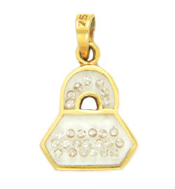 Diamond Ids Pendant DID259