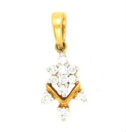 Diamond Ids Pendant DID1641