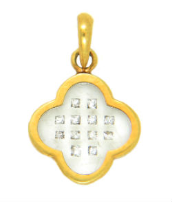 Diamond Ids Pendant DID2148