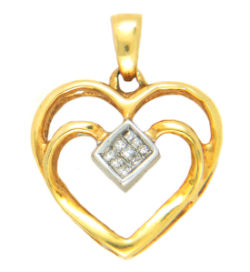 Diamond Ids Pendant DID2234
