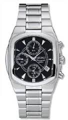 SEIKO Chronograph Bracelet Watch SNA539P1