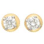 Solitaire Earring SOL508