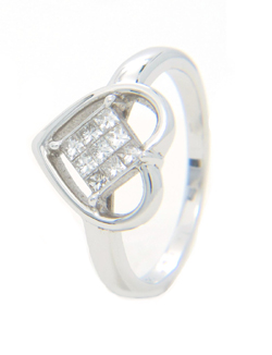 ICE CUBES Ring ICE4