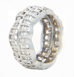 ICE CUBES Ring ICE182