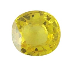 Stone Gemstone Yellow Saphire STO299