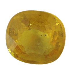Stone Gemstone Yellow Saphire STO518