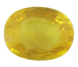 Stone Gemstone Yellow Saphire STO526