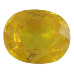 Stone Gemstone Yellow Saphire STO527