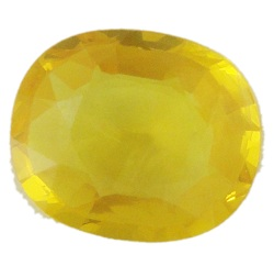 Stone Gemstone Yellow Saphire STO528