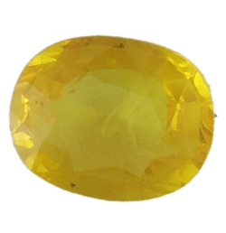 Stone Gemstone Yellow Saphire STO531