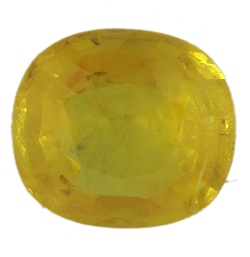 Stone Gemstone Yellow Saphire STO532