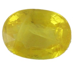 Stone Gemstone Yellow Saphire STO536