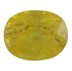 Stone. Gemstone Yellow Saphire STO539