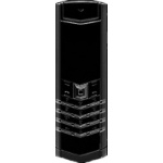 Vertu Signature S Pure Black PVD