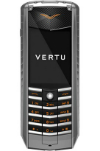 Vertu Ascent-Carbon Fiber Bright Orange