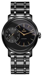 Rado DiaMaster Black Ceramic Basel World - R14127152