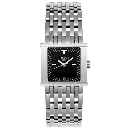 Tissot Analog Black Dial Women's Watch - T02118151
