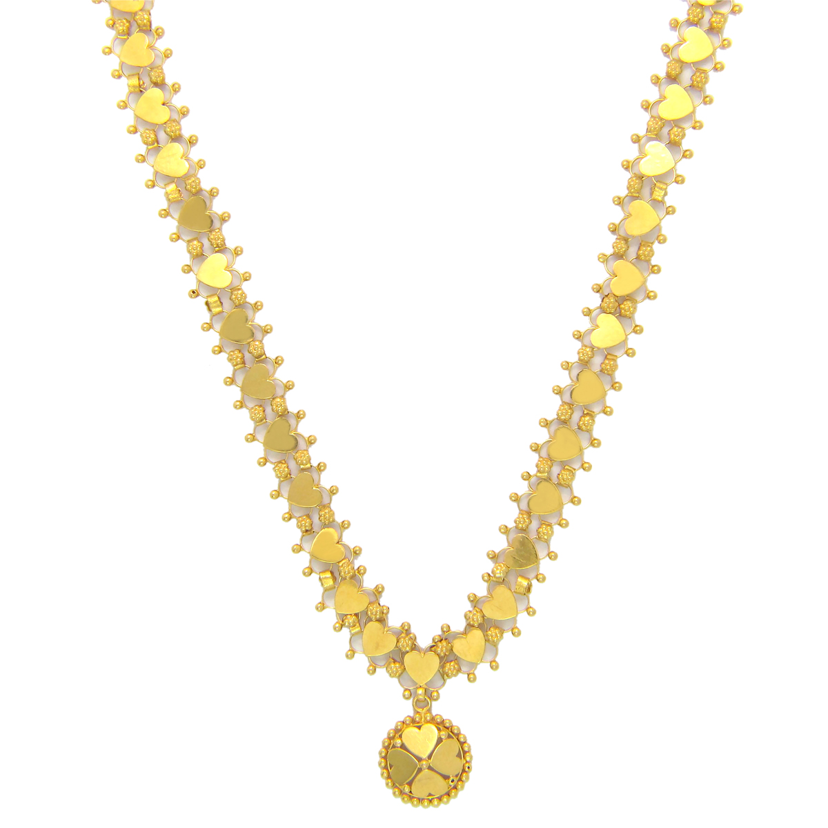 Popley 22Kt Gold Bandhan Necklace - A19