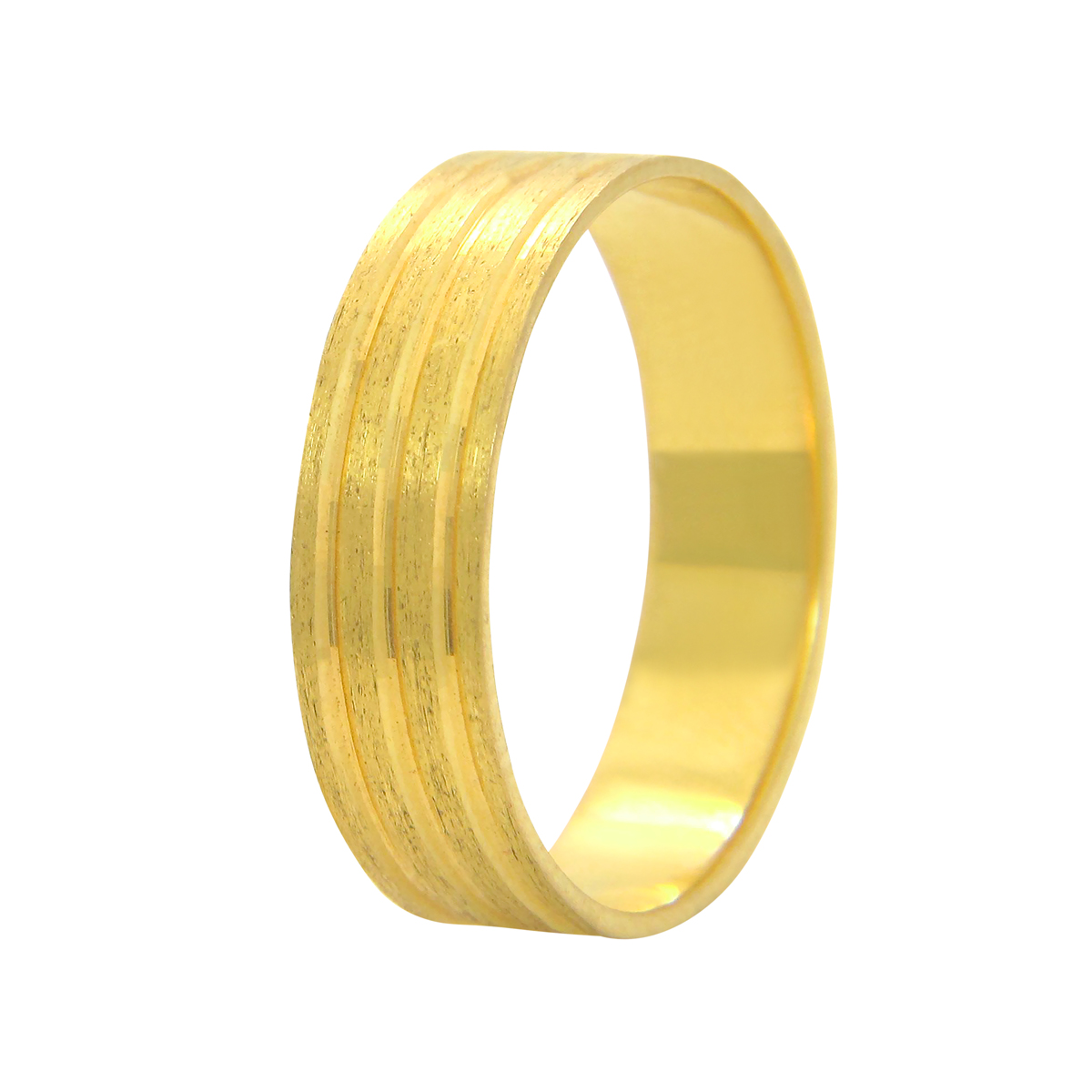 Popley 22Kt Gold Bandhan Ring - A85