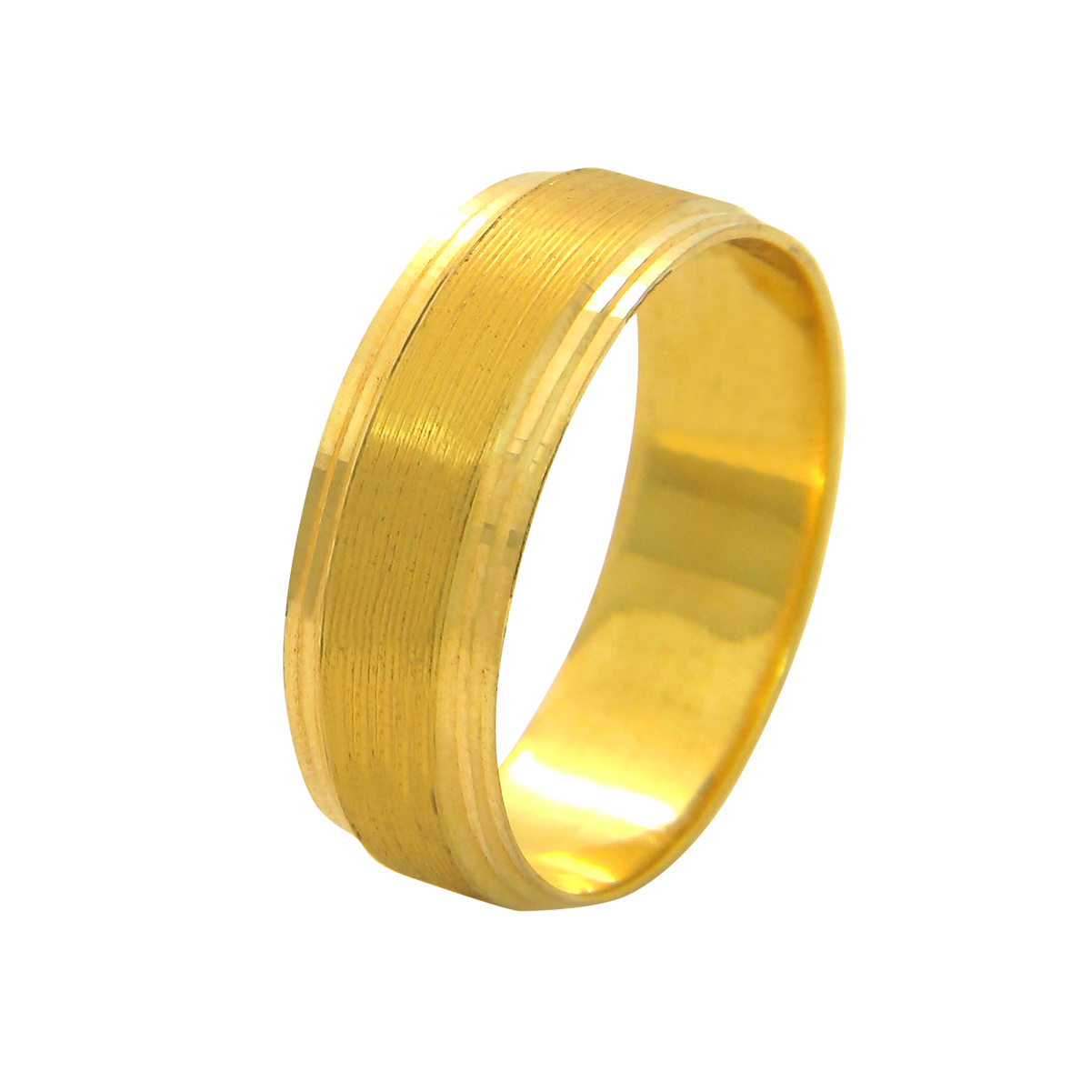 Popley 22Kt Gold Bandhan Ring - A84