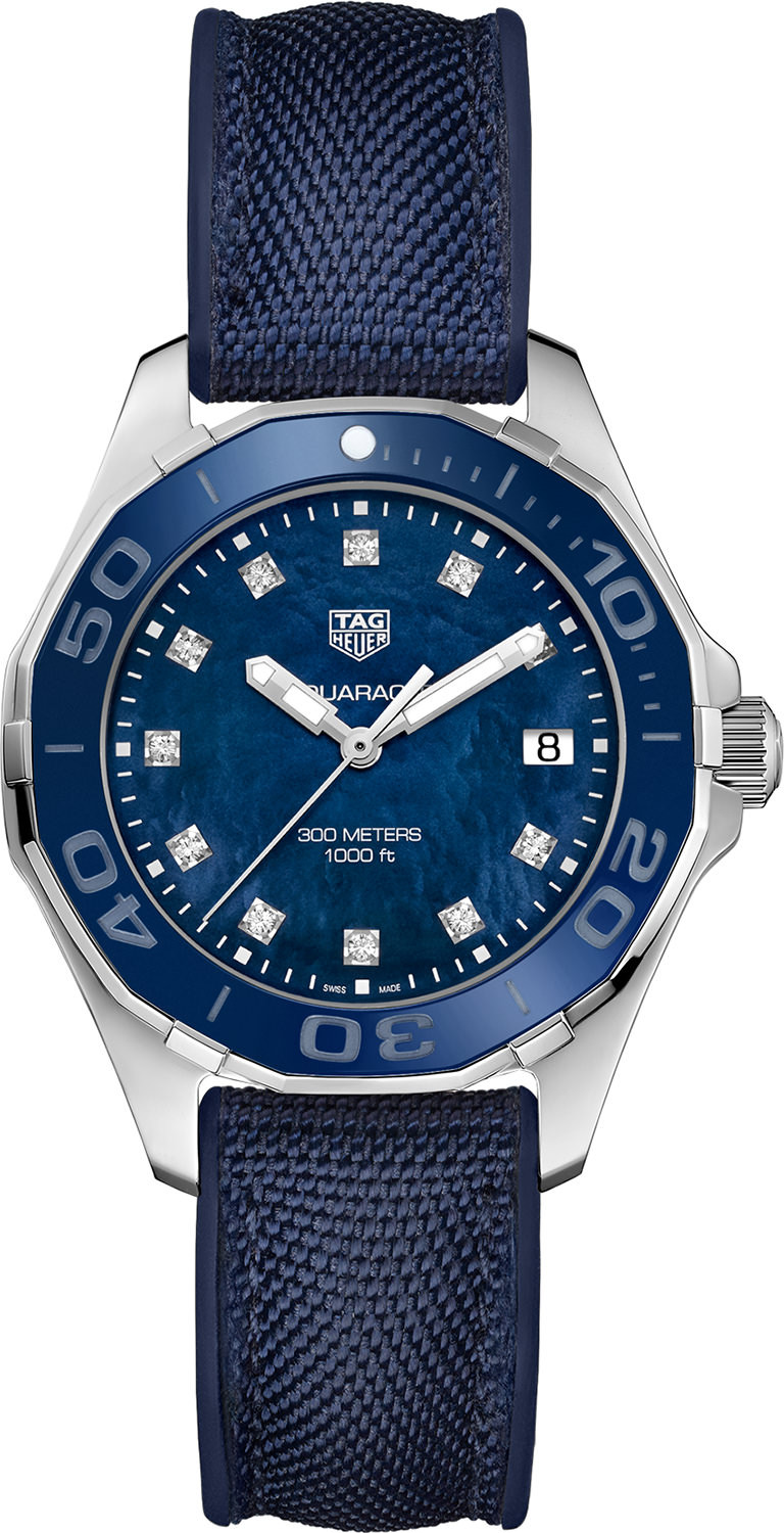 TAG Heuer Aquaracer Lady Blue Diamonds WAY131L.FT6091